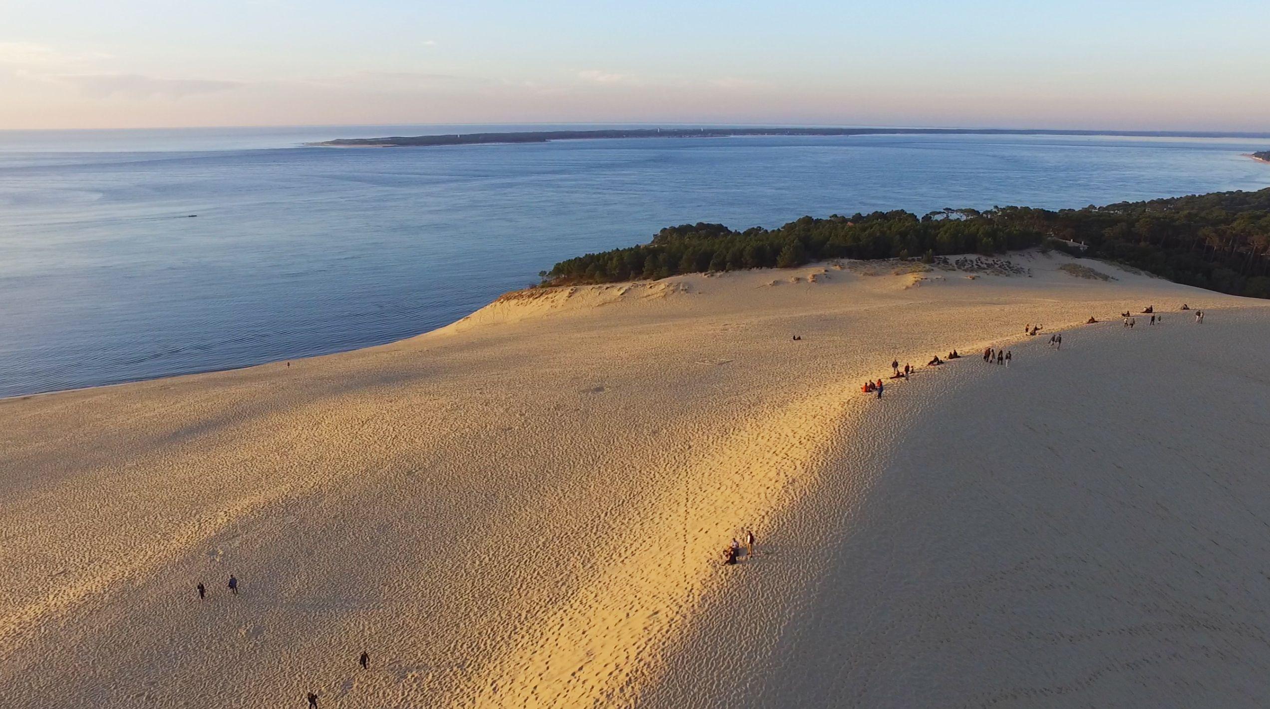 Visiter la Dune du Pilat