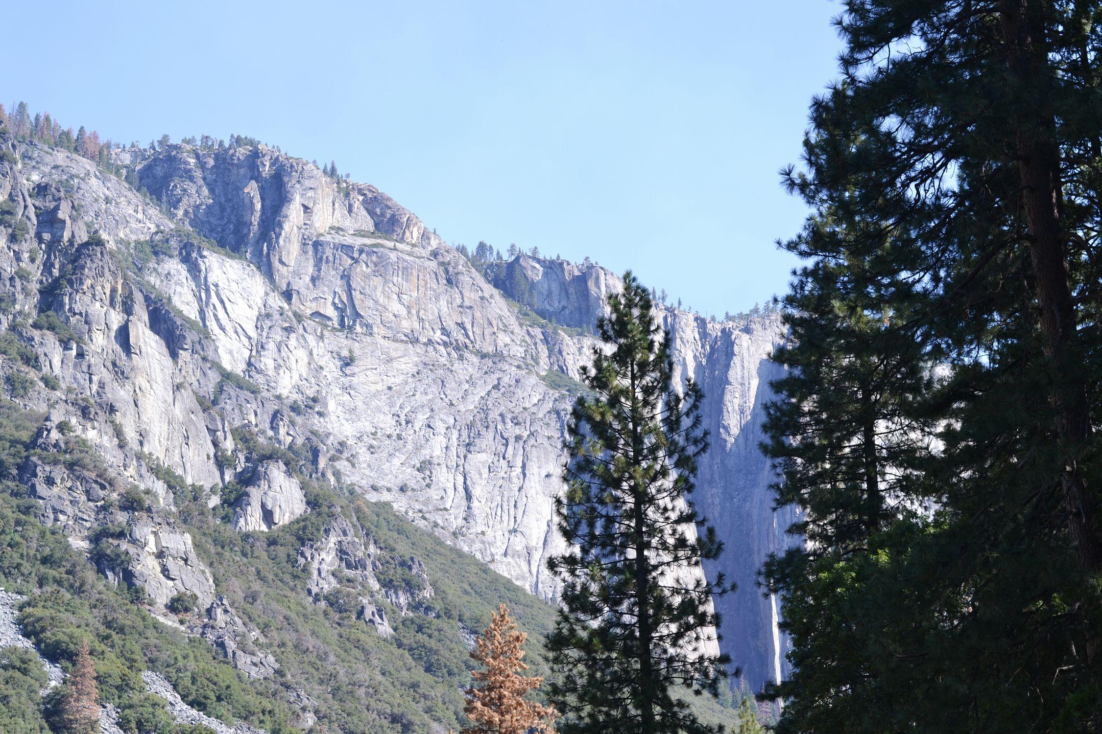 Visiter le Yosemite Park