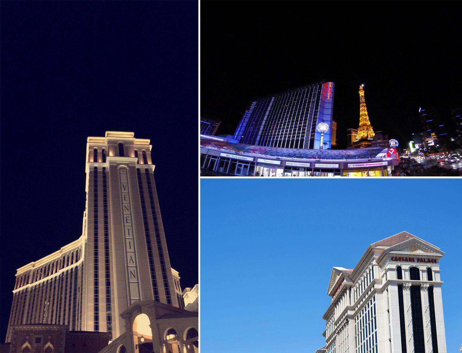 Las Vegas en 2 jours