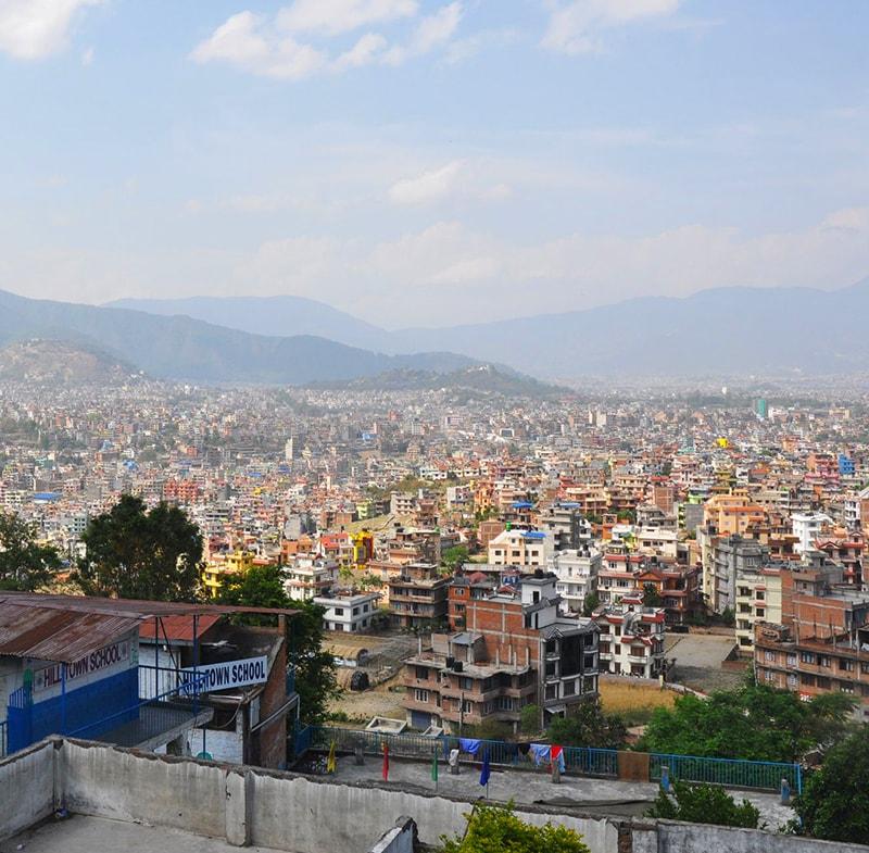 3 semaines au Népal