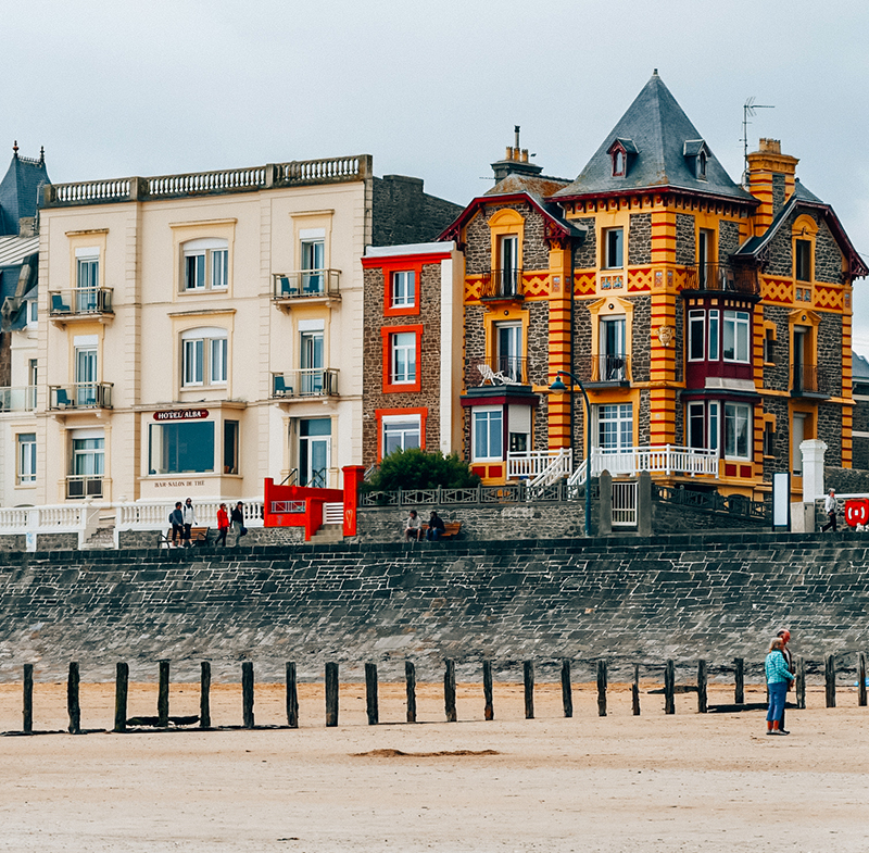 week-end à Saint-Malo