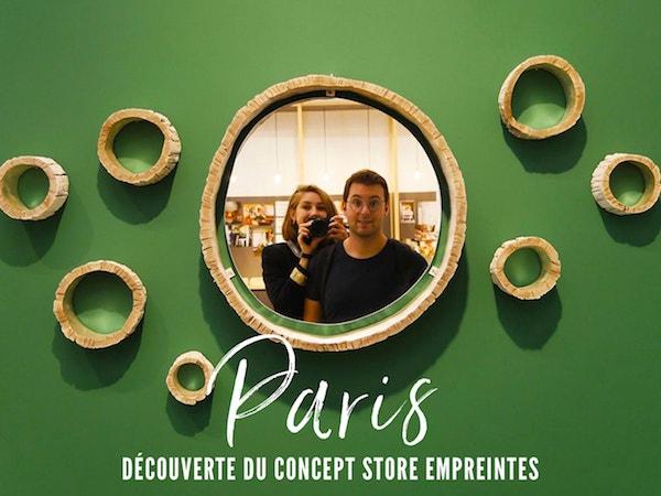 Que faire à Paris ce week-end ? Visiter le concept store Empreintes