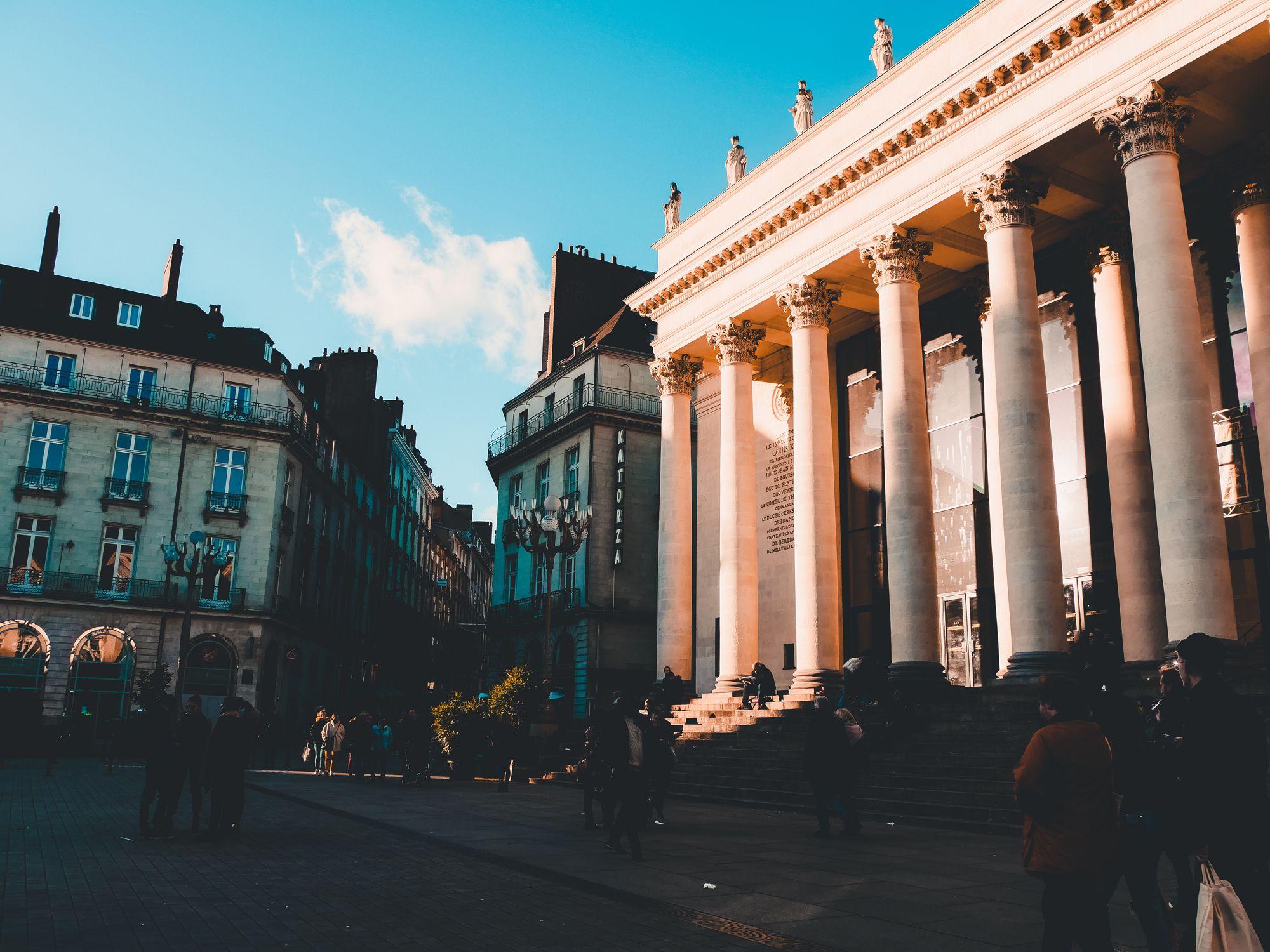 Visiter Nantes