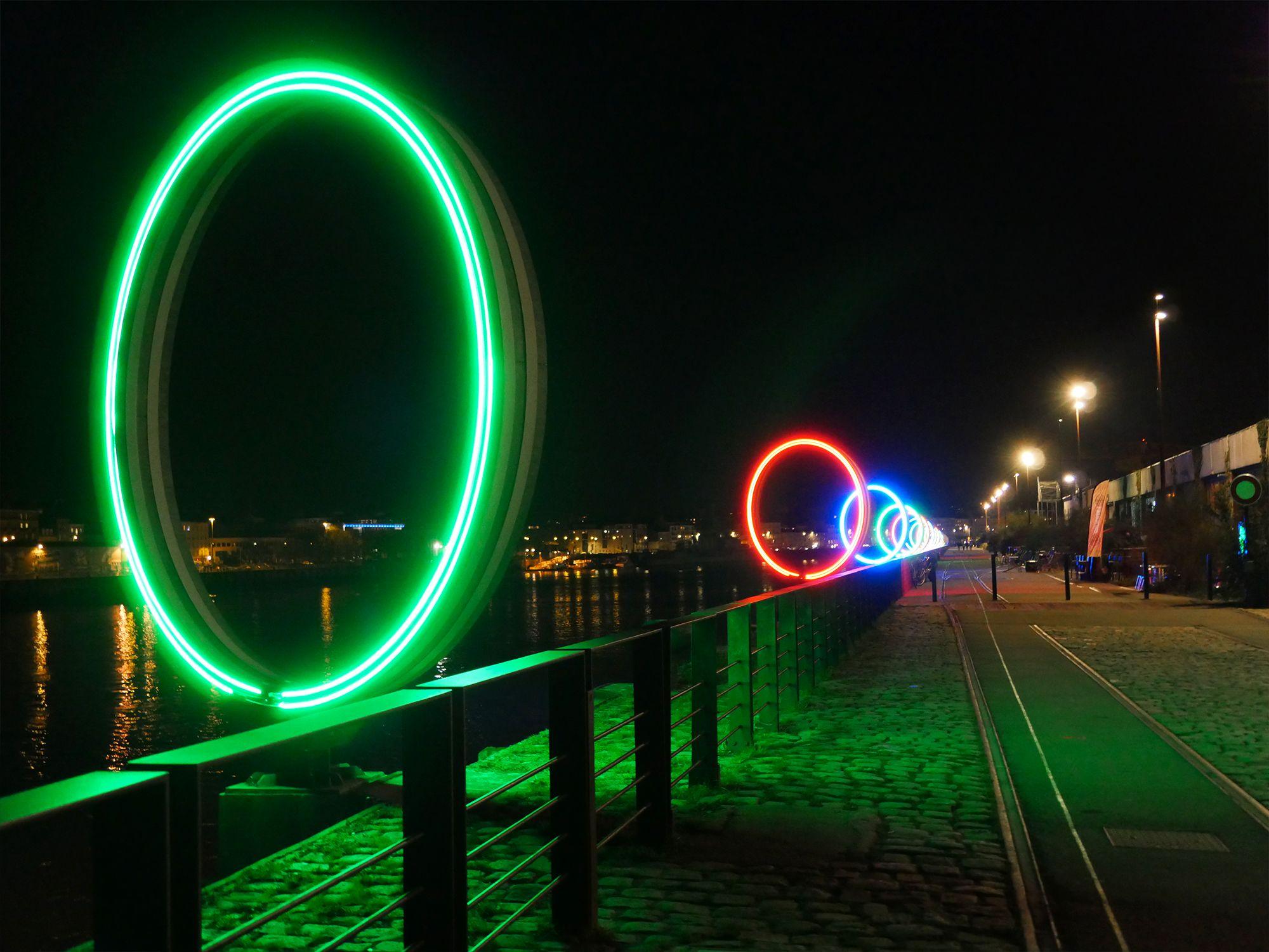 Les anneaux de Buren