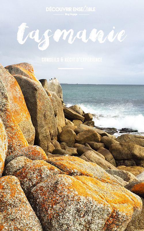 Voyage en Tasmanie