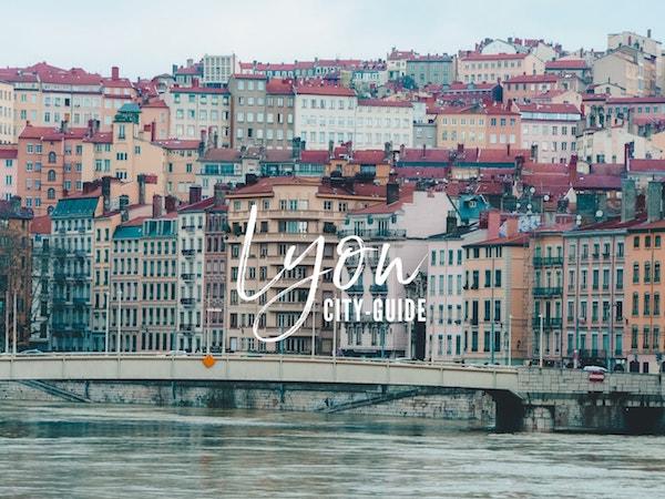 Week-end à Lyon : Visite de la ville des lumières en 2 jours