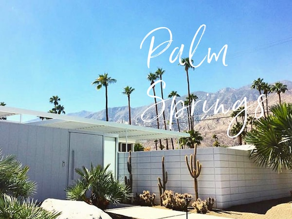 Visiter Palm Springs en passant par la route 66 | Road trip USA