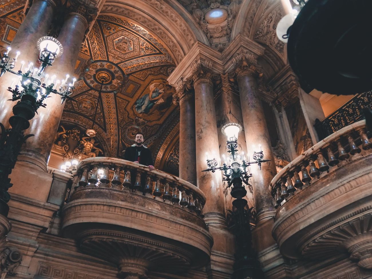 Visiter l'Opéra Garnier