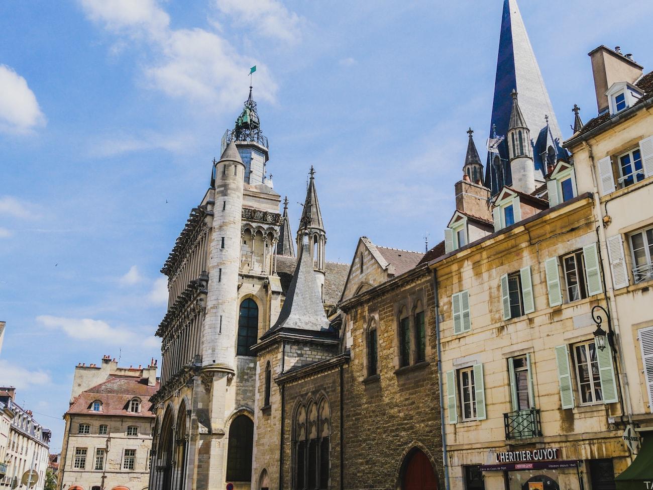 Visiter Dijon