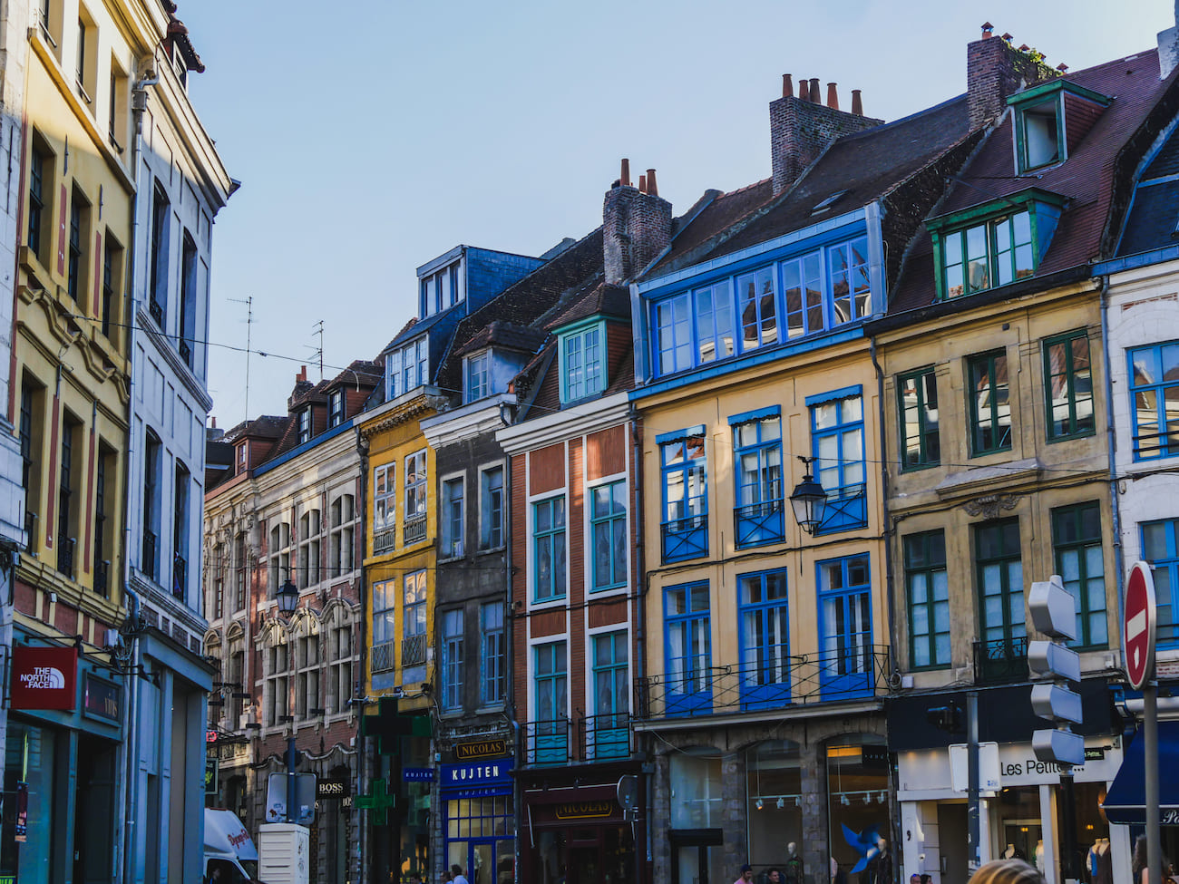 Visiter Lille