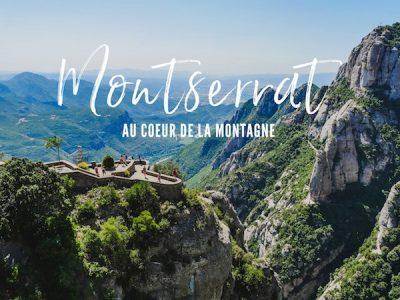 Visiter l'Abbaye de Montserrat à 60 km de Barcelone