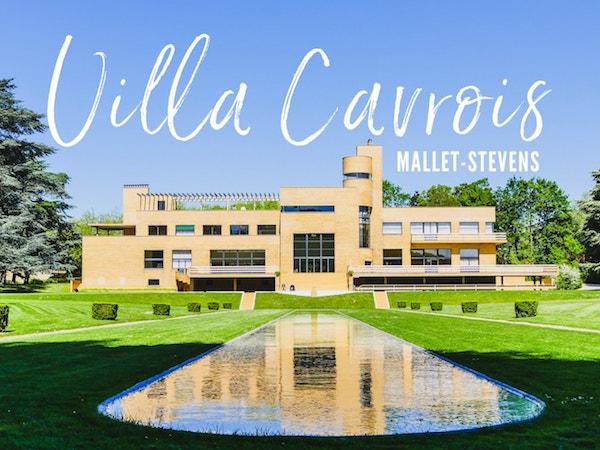 Visiter la Villa Cavrois de Mallet-Stevens à Lille