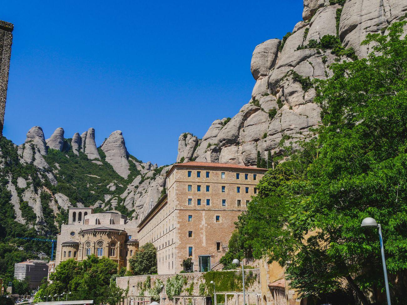 Abbaye de Montserrat