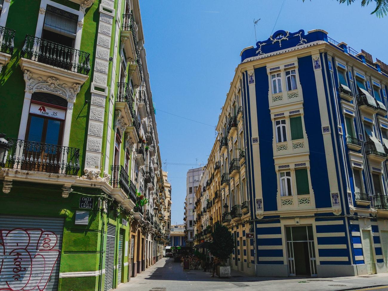 Valence en Espagne