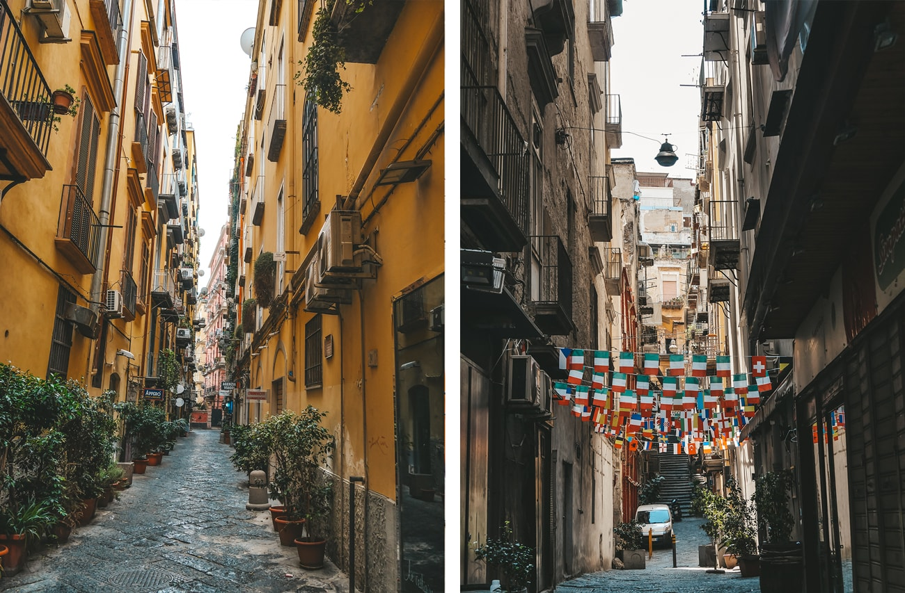 Visiter Naples
