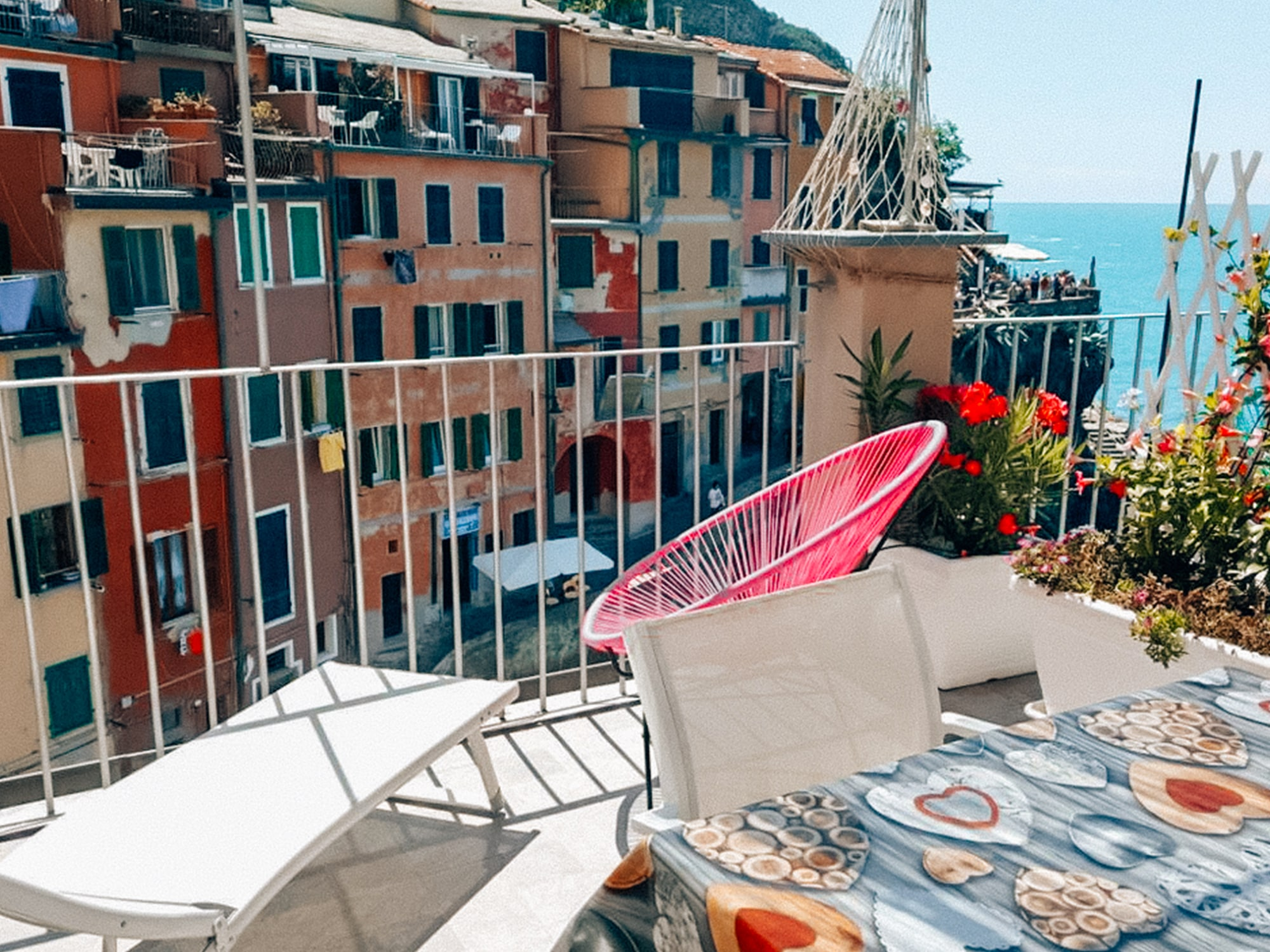 Riomaggiore hotel