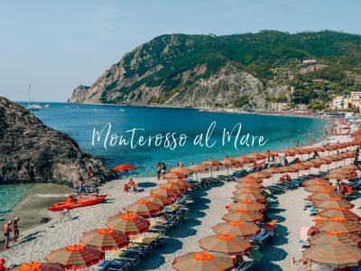 Monterosso al Mare, Cinque Terre : où dormir, quoi faire