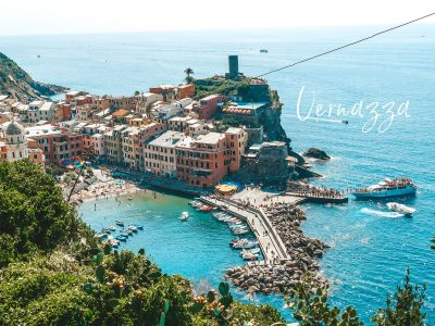 Vernazza, Cinque Terre en Italie : où dormir, quoi faire