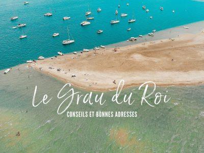 Visiter le Grau du Roi Port Camargue : balade en Camargue pour le week-end !