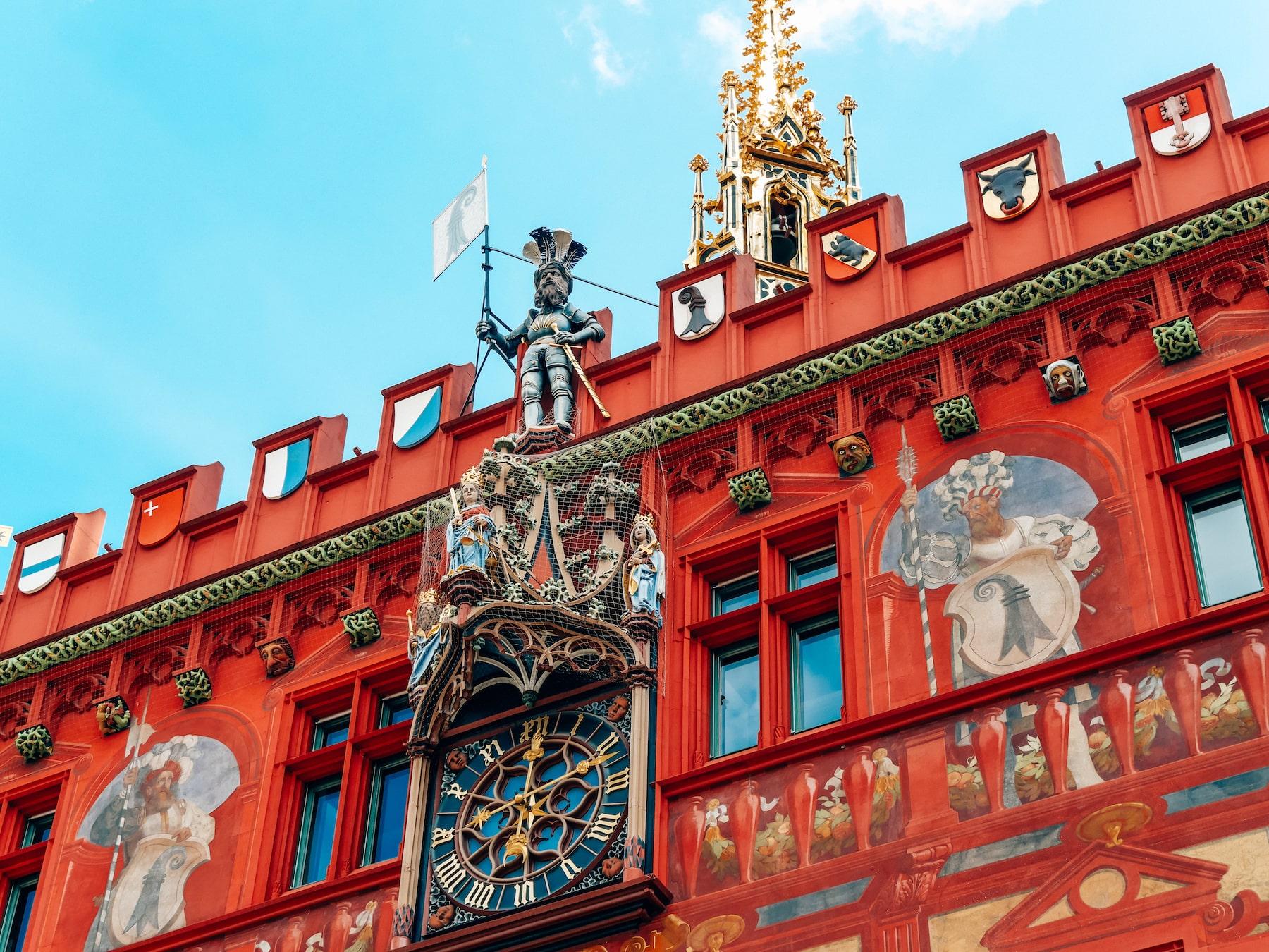 Rathaus hotel de ville