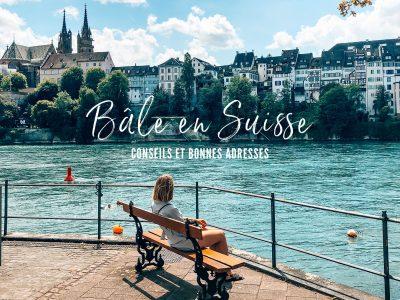 Visiter Bâle en Suisse : idée week-end en amoureux