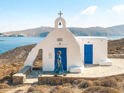10 spots Instagrammables à Mykonos