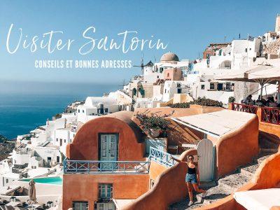 Séjour à Santorin en Octobre : découverte des villages d'Oia et Fira