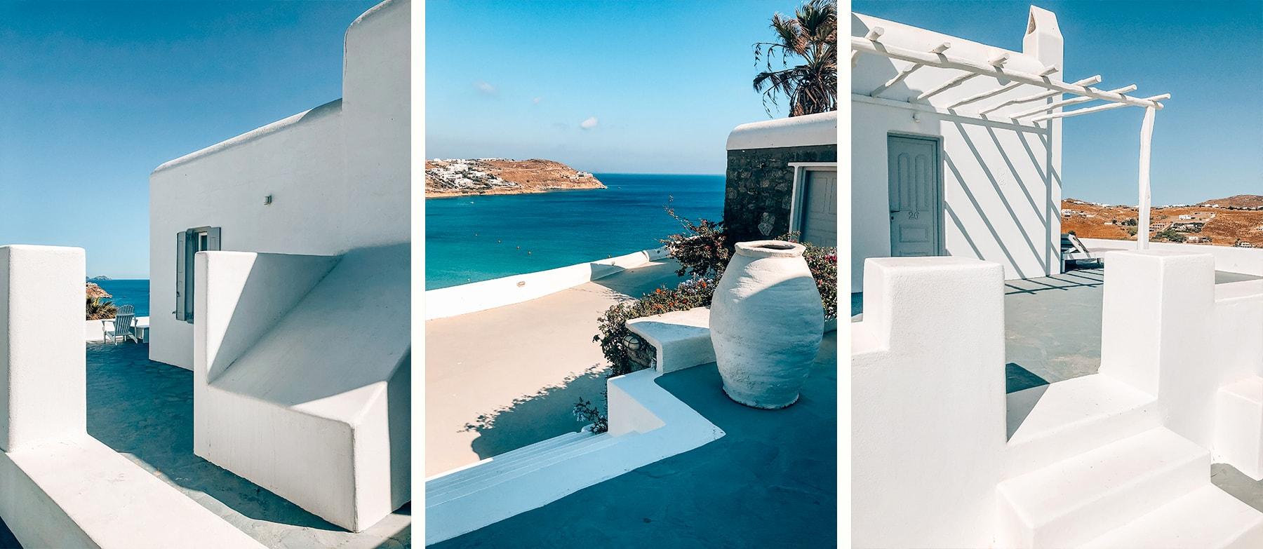 hotel mykonos pietra e mare
