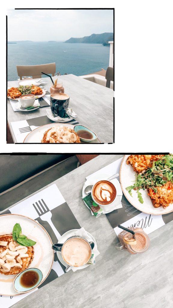flora restaurant oia
