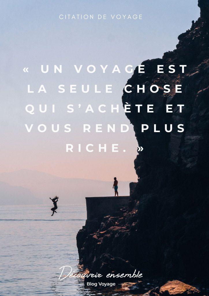 Citation Voyage Top 50 Des Plus Inspirantes Decouvrir Ensemble