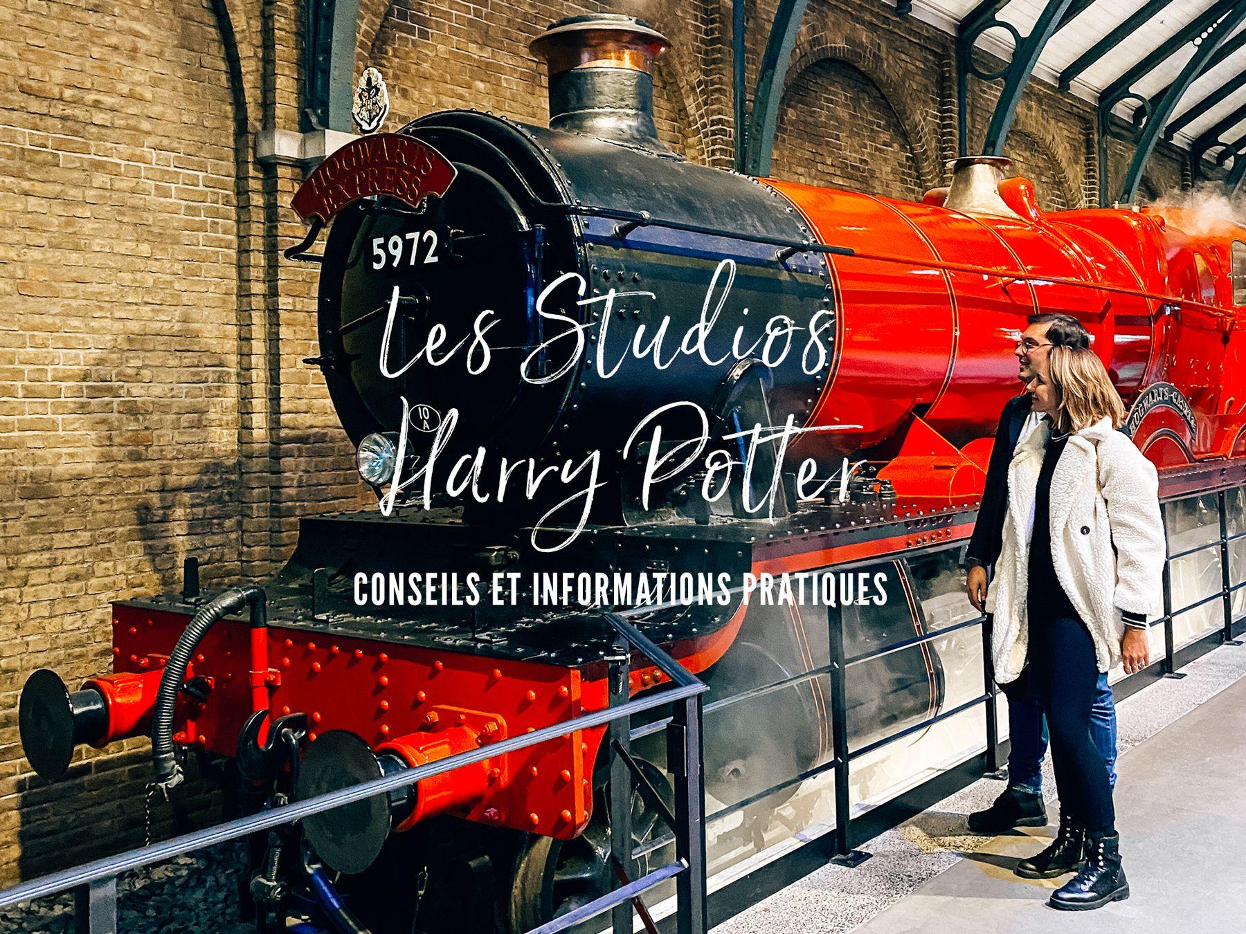 Les Studios Harry Potter a Londres
