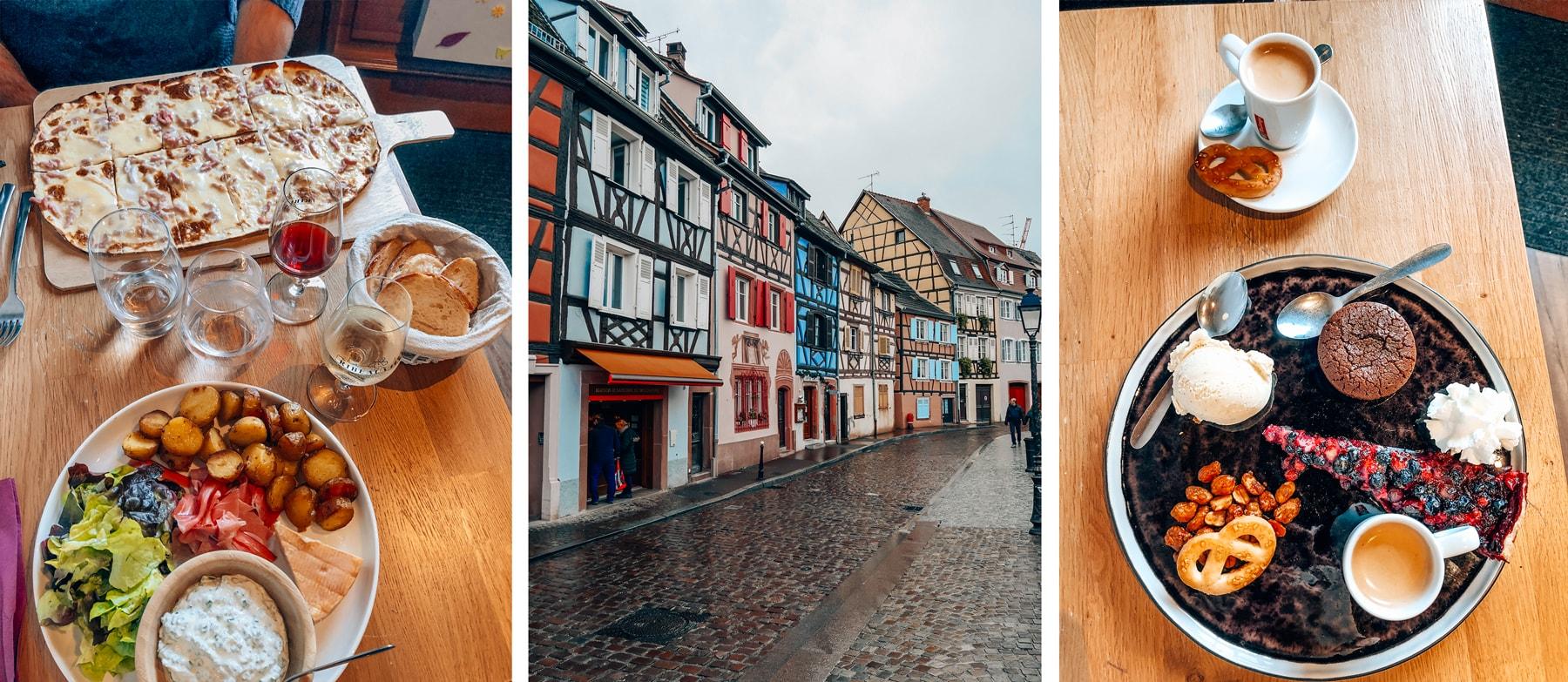 Spécialités culinaires d'Alsace