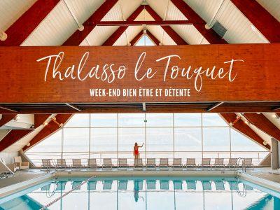 Thalasso le Touquet : Week-end bien être et détente