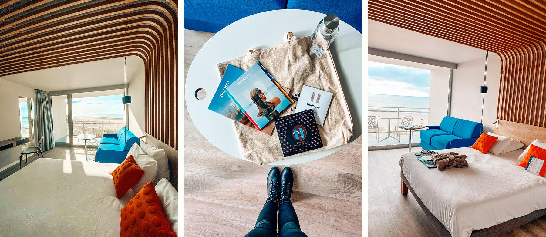 thalasso le touquet novotel chambre hotel