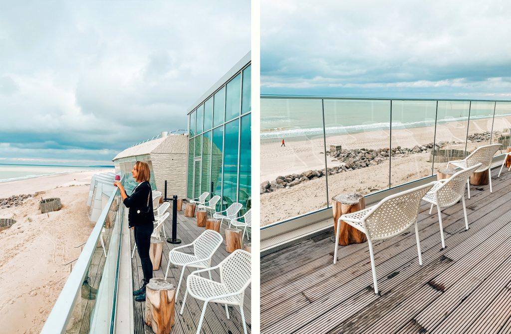thalasso le touquet terrasse hotel