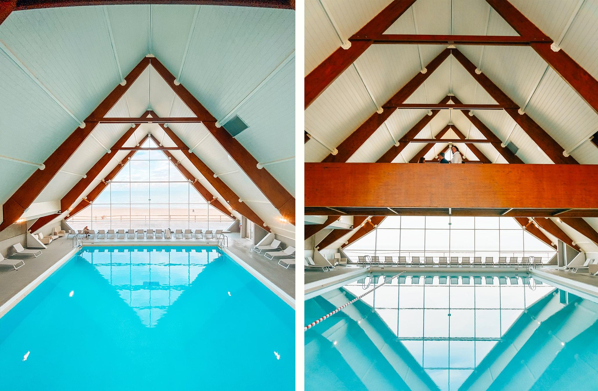 piscine hotel thalassa sea and spa le touquet