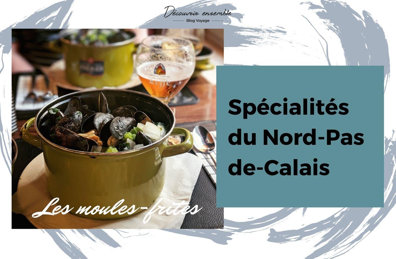 spécialités du Nord-Pas-de-Calais