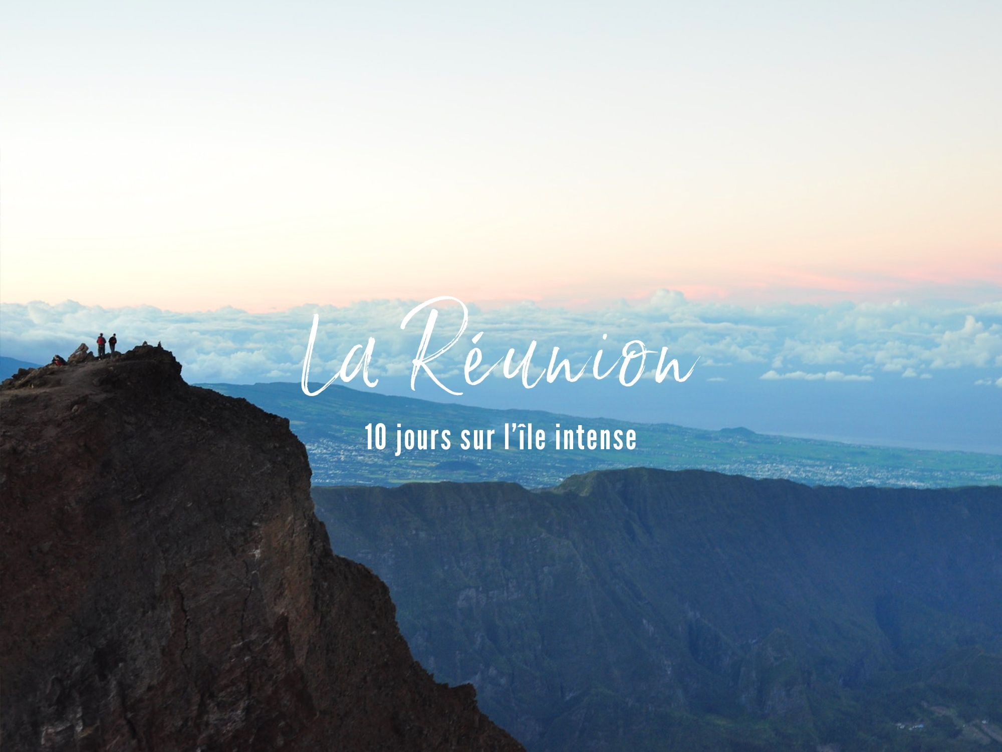 Visiter la Réunion