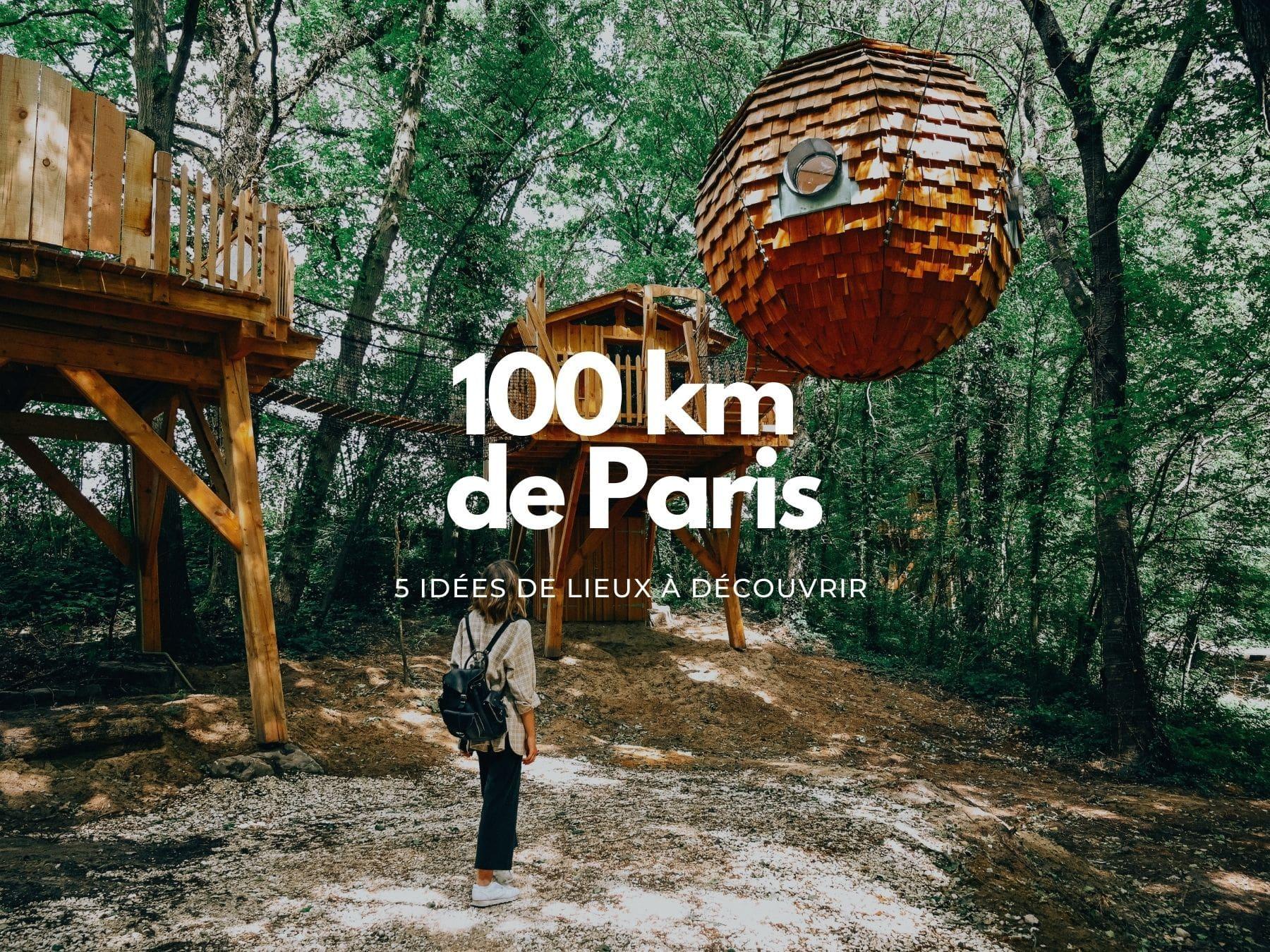 100 km de Paris