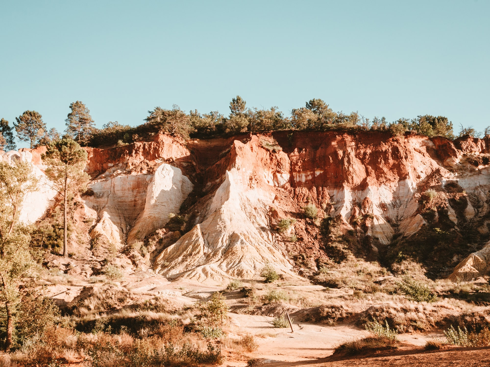 Rustrel Colorado Provençal