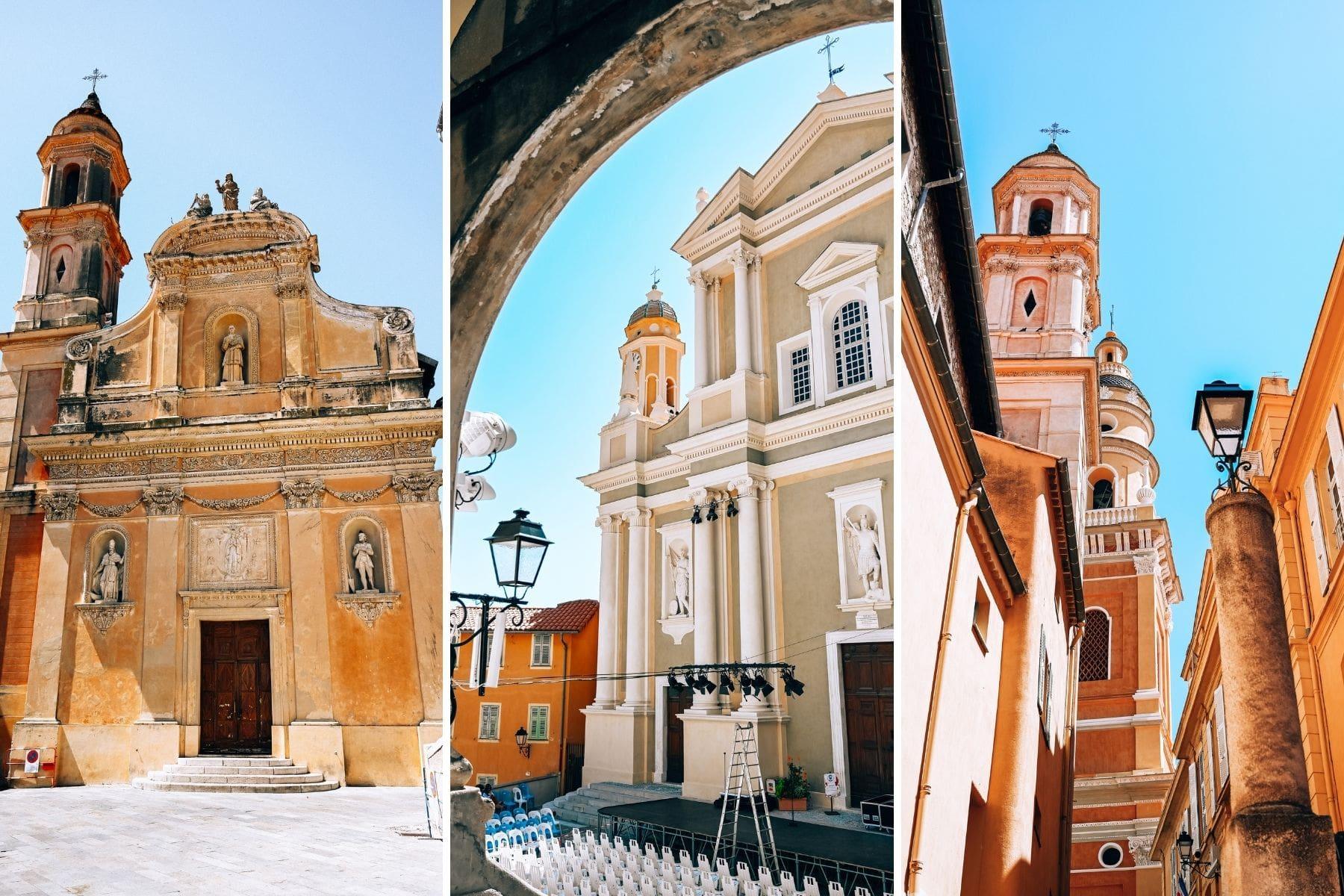 Basilique Saint Michel Archange