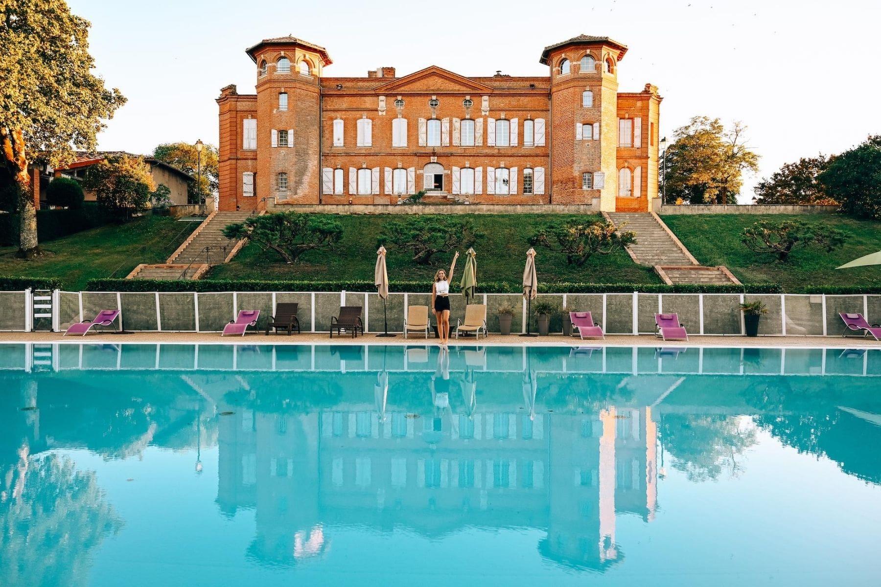 chateau loubejac hotel