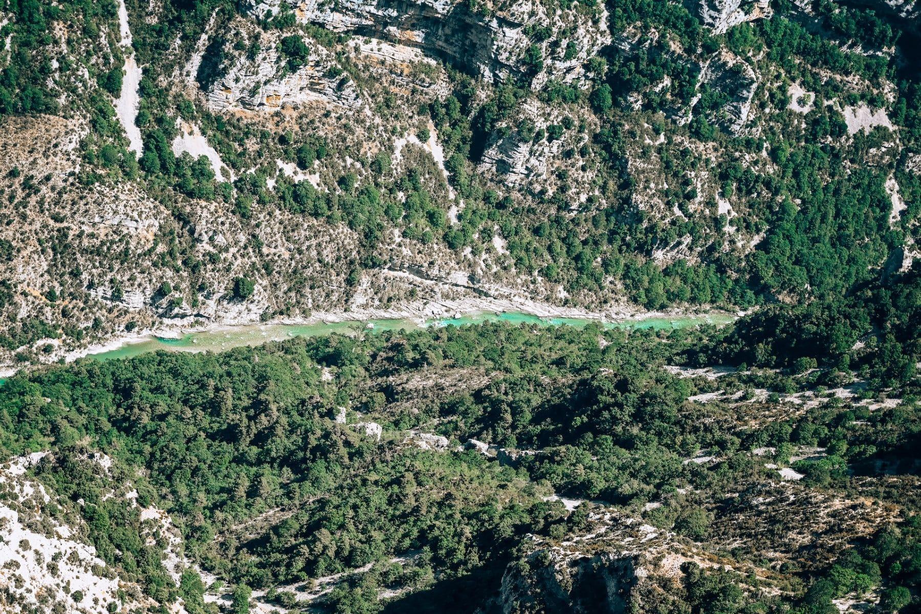 gorges du verdon canyons