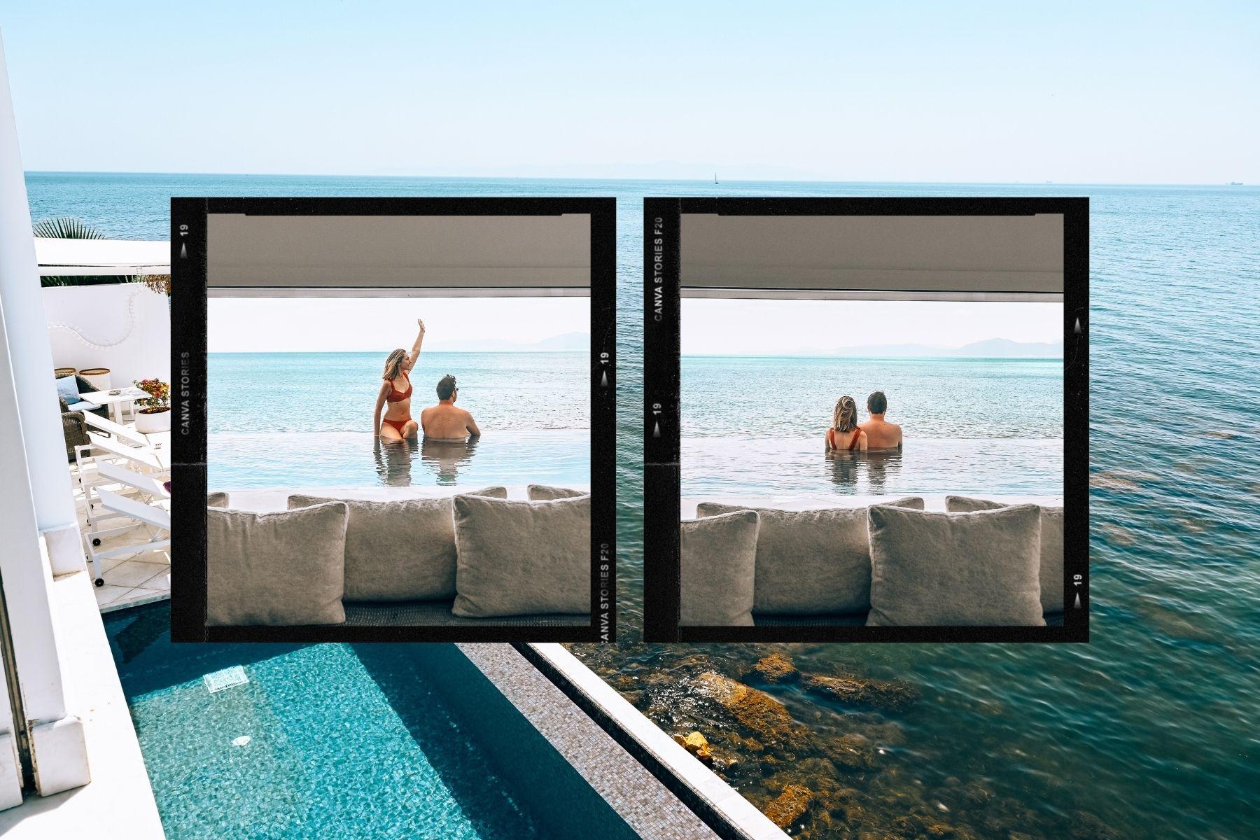 piscine maison dedine