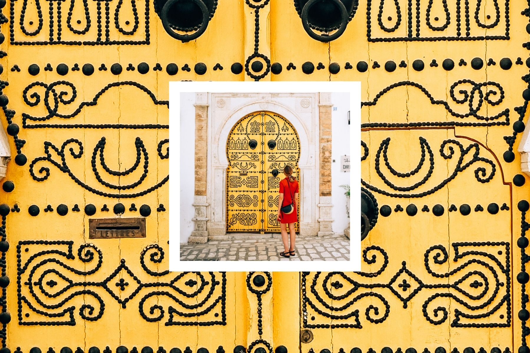 porte medina tunis