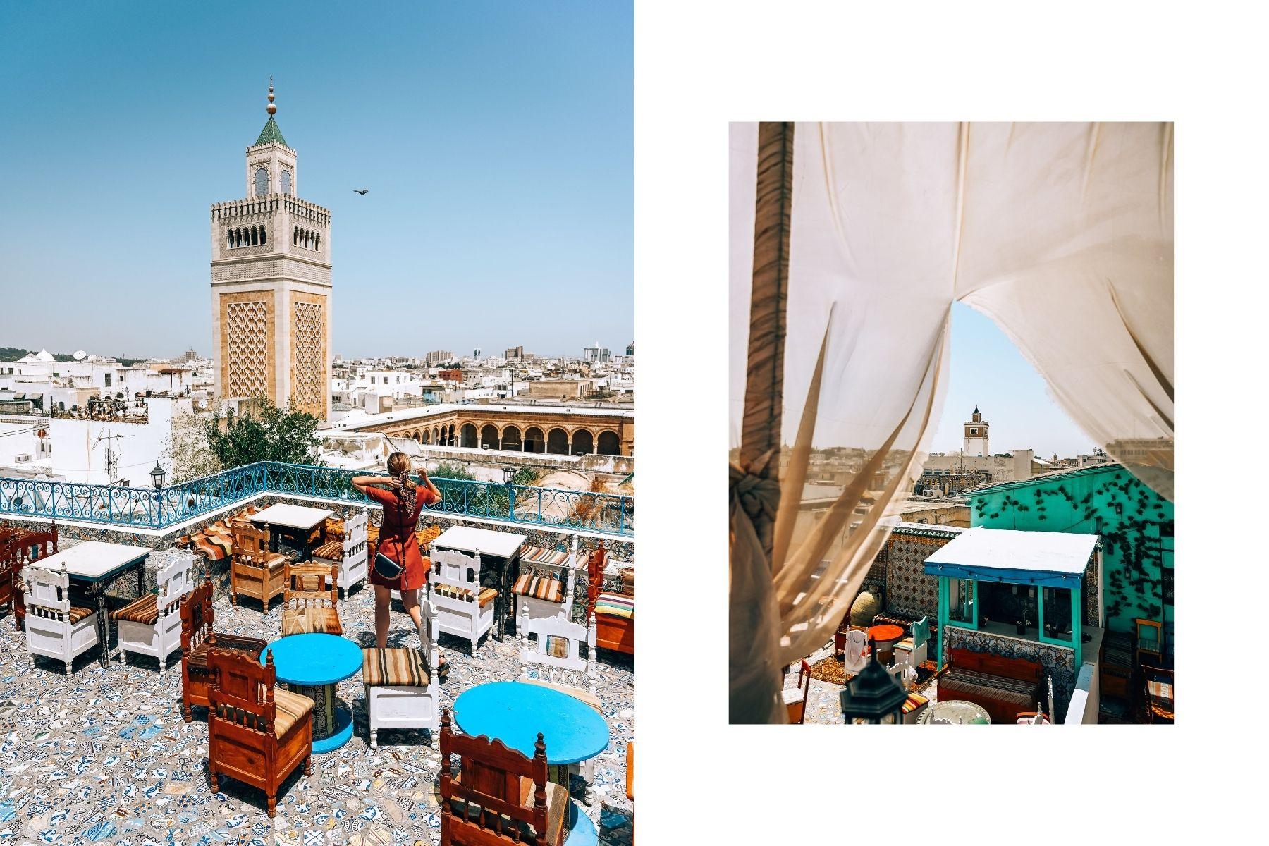 cafe panoramique tunis