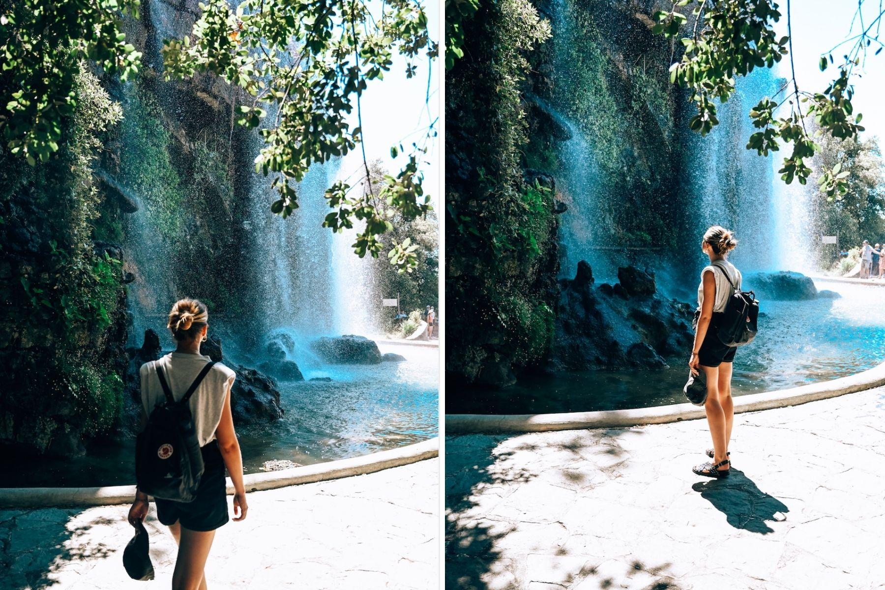 cascade nice