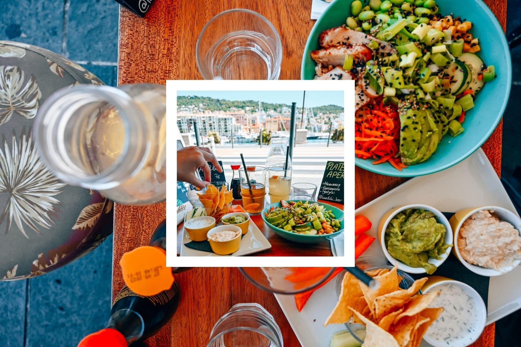 visiter Nice ou manger