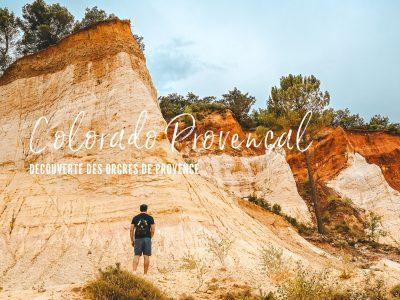 Colorado Provençal de Rustrel : Découverte des ocres de Provence