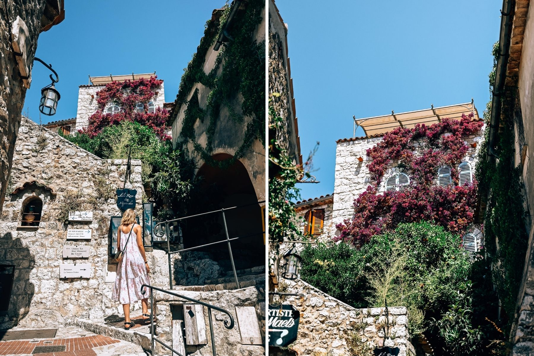 Village Eze France